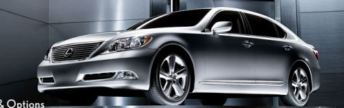 Lexus LS460